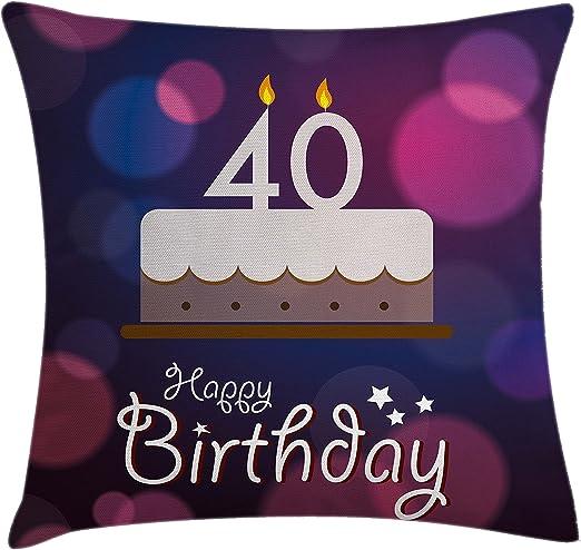 Color Multi Lunares número 5//Age 5 en forma de pastel de cumpleaños Vela