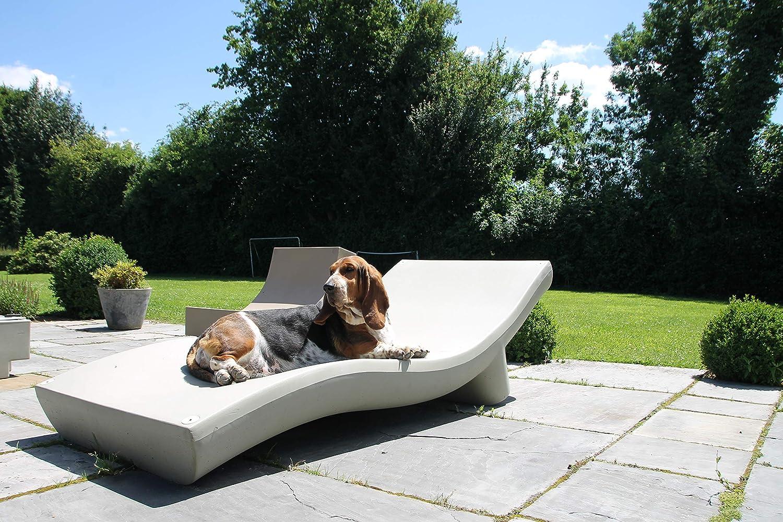 Mobilier de jardin Chaise longue de salon de jardin design ...