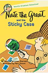 Nate the Great and the Sticky Case Kindle Edition