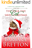 The Year the Cat Saved Christmas - a novella: Rocky Hill Romance