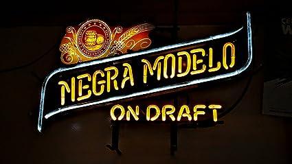 Negra Modelo On Draft Neon Sign 24