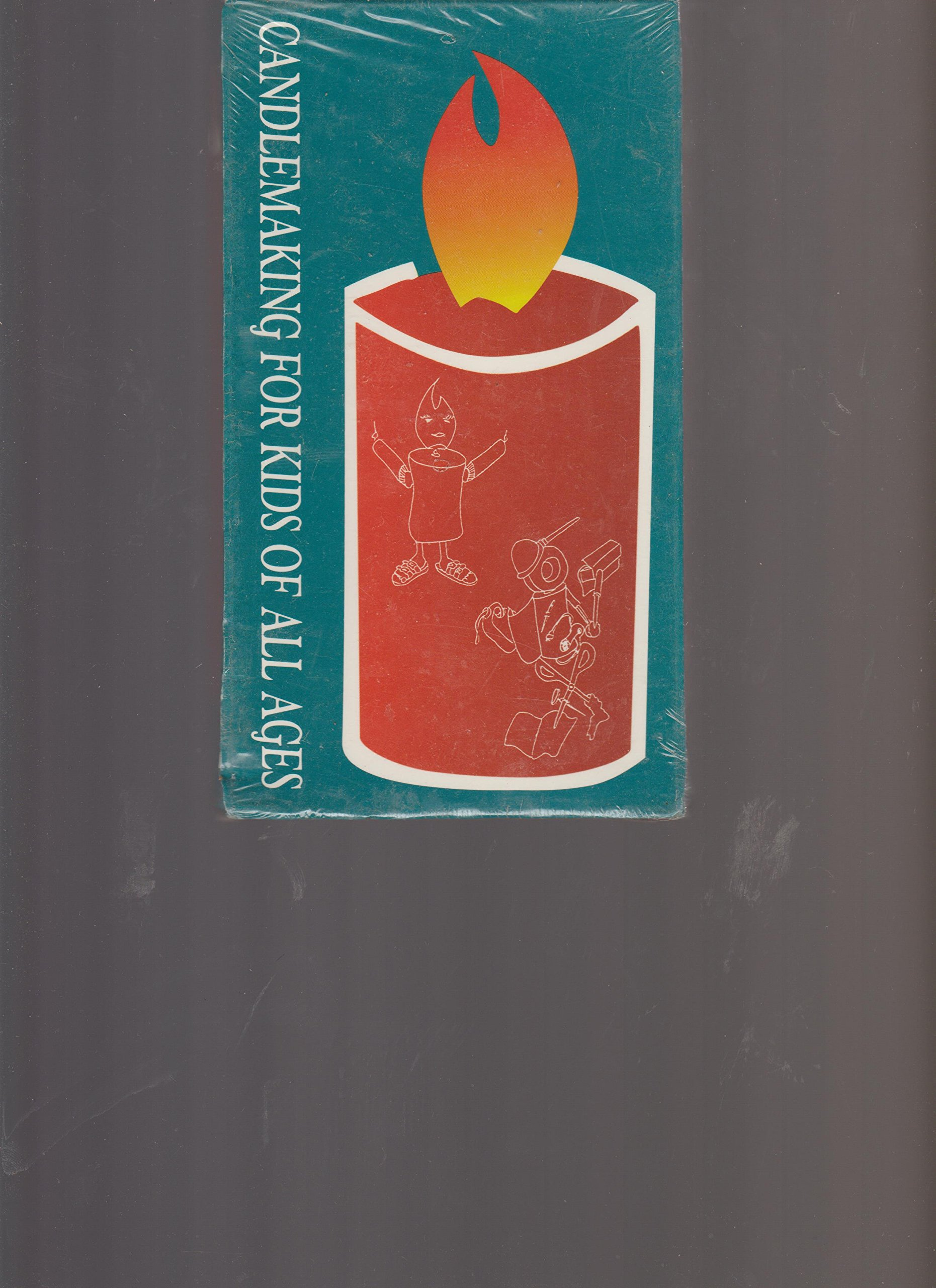 CANDLEMAKING FOR KIDS OF ALL AGES, FEATURING MS. BLAZING FLAME AND MR. U.B. PREPARED { VHS} pdf epub