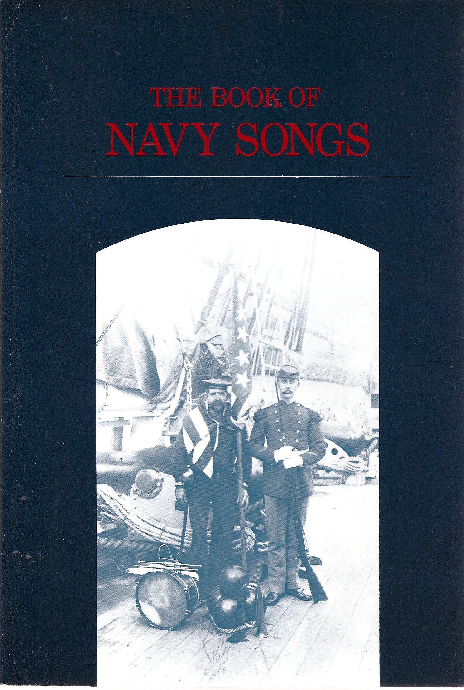 Book Of Navy Songs