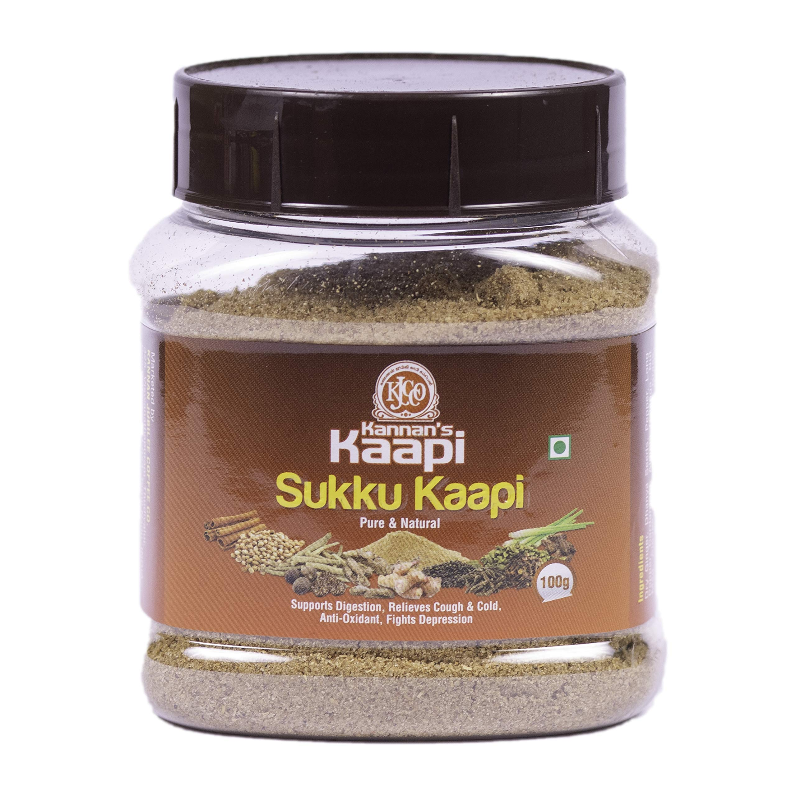 Kannan Jubilee Coffee Company Sukku Dry Ginger Kaapi Powder (100 g)