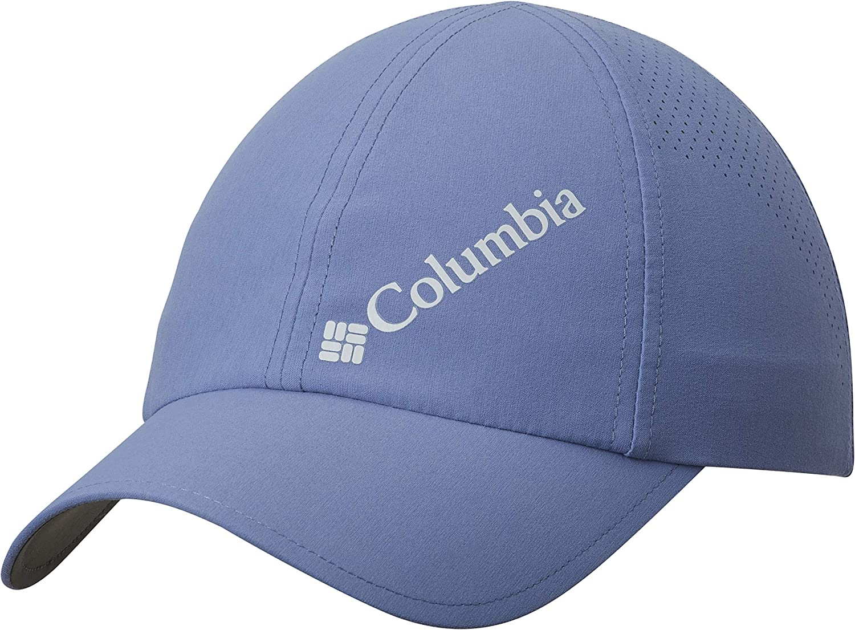 Columbia Casquette Unisexe Noir 1840071 Black Taille : O//S Nylon Silver Ridge III Ball Cap