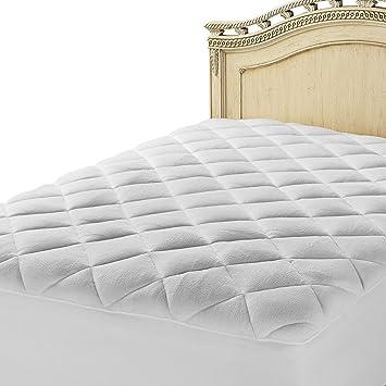 Sueño suave & sueño sweet en Royal comodidad de, nuevo doble colchón almohadilla de hojaldre