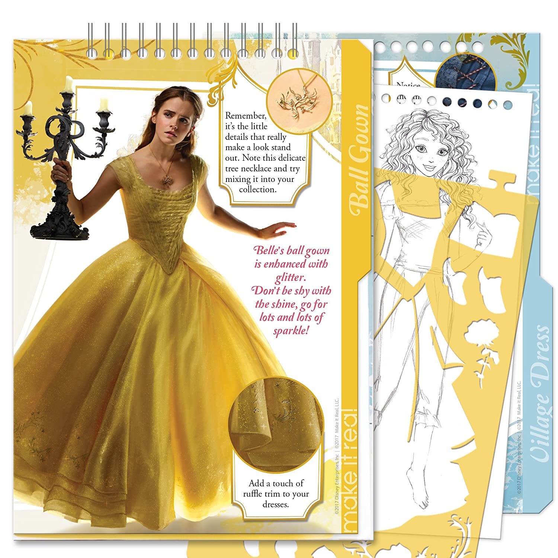 Beauty 2 Fashion: Make It Real Disney Beauty And The Beast Creativity