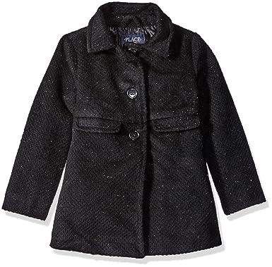 ad3e6de78 Amazon.com  The Children s Place Girls  Dressy Jacket  Clothing
