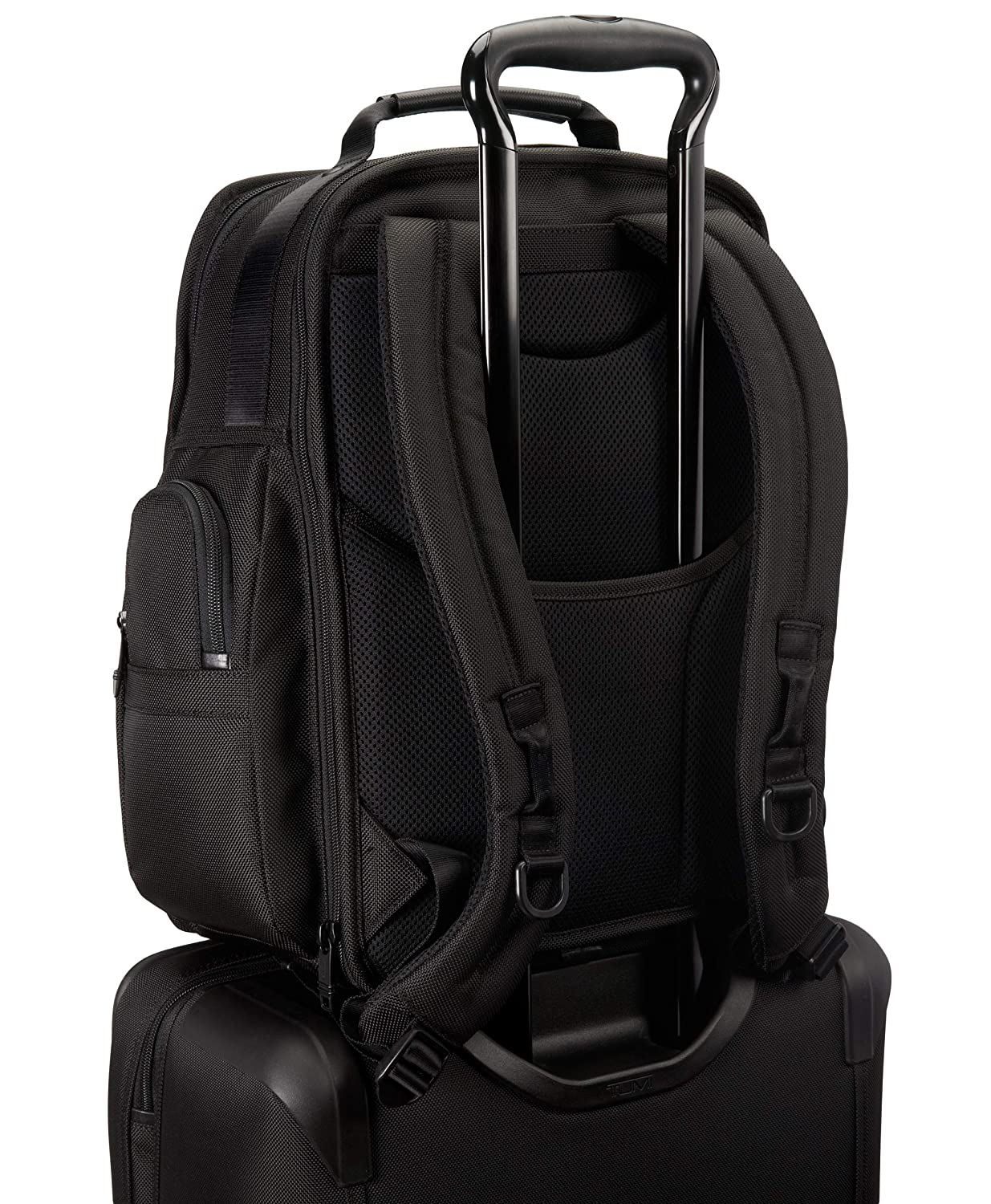 7929ab6b0 Amazon.com: TUMI - Alpha 2 T-Pass Business Class Laptop Brief Pack - 15  Inch Computer Backpack for Men and Women - Black: NARP'S