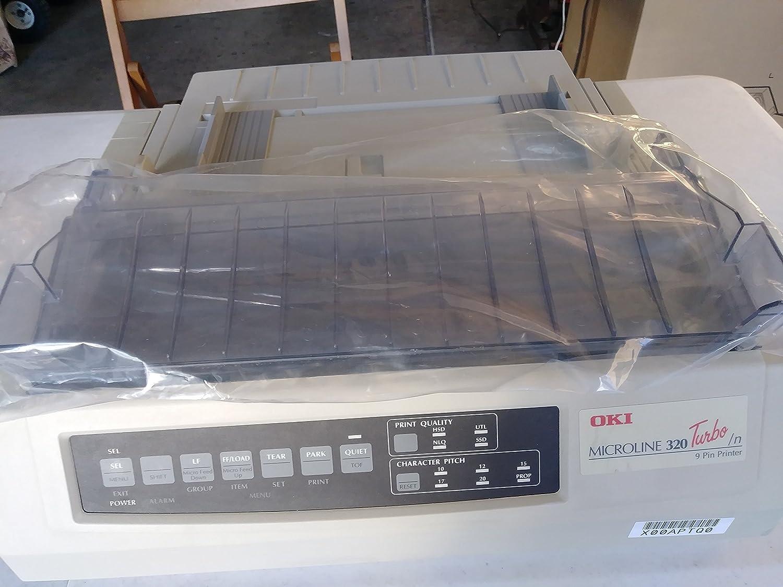 Amazon.com: MICROLINE 320 Turbo/N Dot Matrix Printer by Oki ...