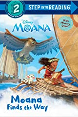 Moana Finds the Way (Disney Moana) (Step into Reading) Paperback