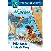 Moana Finds the Way (Disney Moana)