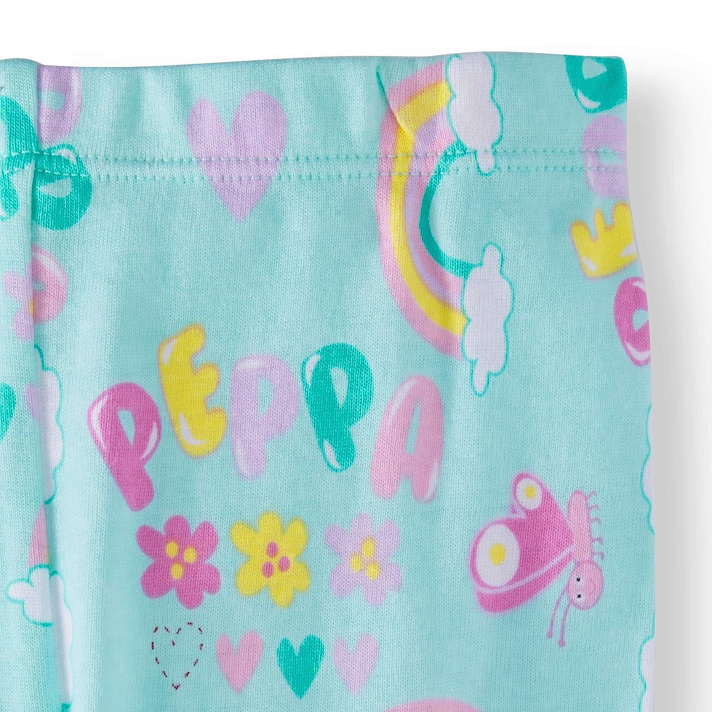 ABD Ltd Peppa Pig PJS Pajama Sleep Wear For Toddler Girls