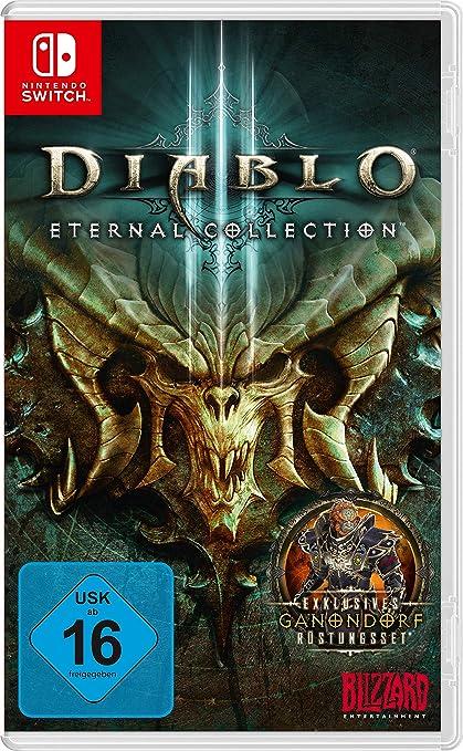 DIABLO III: Eternal Collection - Nintendo Switch [Importación ...