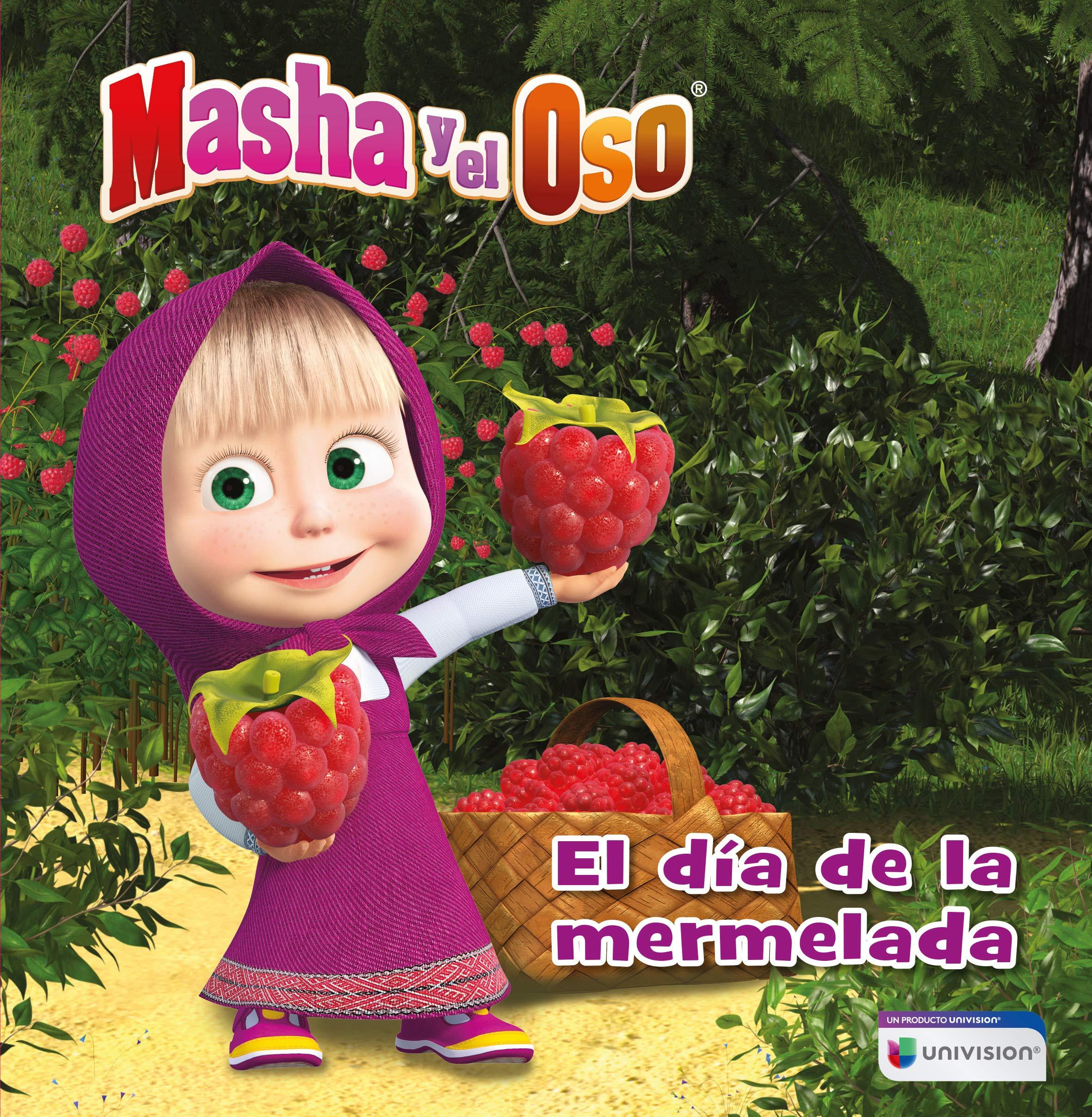 masha and the bear in spanish