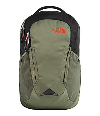 c2a21ac70b8 The North Face Unisex Vault Backpack Four Leaf Clover/Tnf Black One Size