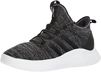 best loved 8ec2a 74a30 adidas Men s Ultimate Bball Basketball Shoe, Black White, ...