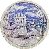 Thirstystone Stoneware Summer Breeze Coaster, Multicolor