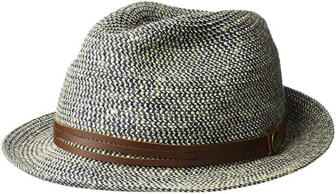 6e53a23a5fe Goorin Bros. Men s Laying Low Hemp Blend Fedora at Amazon Men s ...