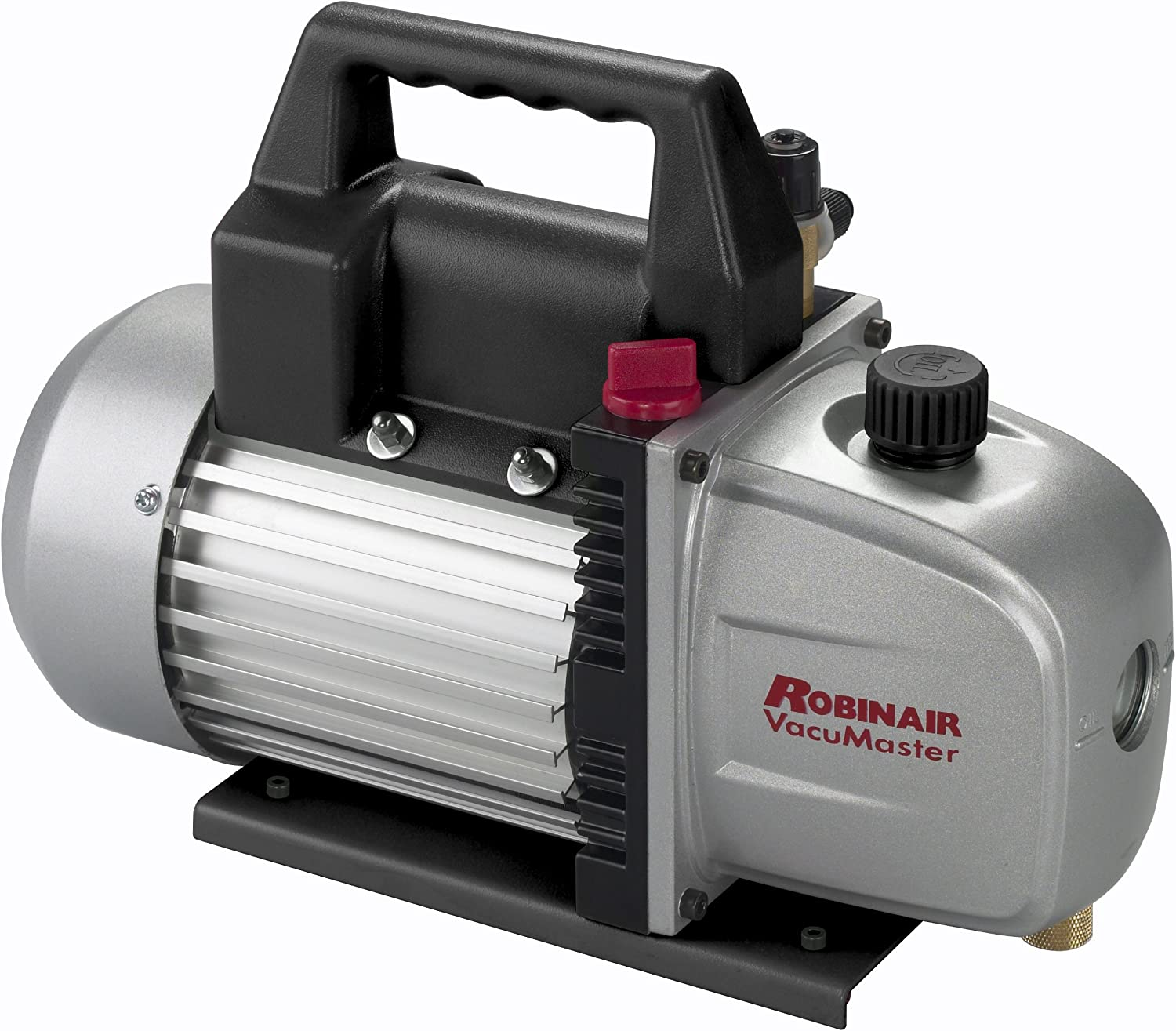 Robinair (15510) VacuMaster Single Stage Vacuum Pump - Single-Stage, 5 CFM