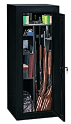 Stack-On GCB-18C-DS 18 Gun Convertible Steel Security Cabinet Review