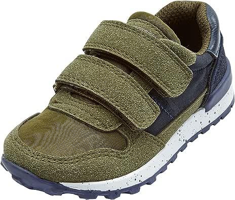 next Niños Zapatillas Modernas para Maratón (Niño Pequeño) Caqui EU 25.5: Amazon.es: Zapatos y complementos