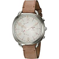 Fossil Hybrid Smart Watch - Q Accomplice Sand Leather