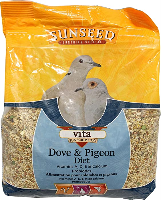 Top 10 Dove Food Pellets