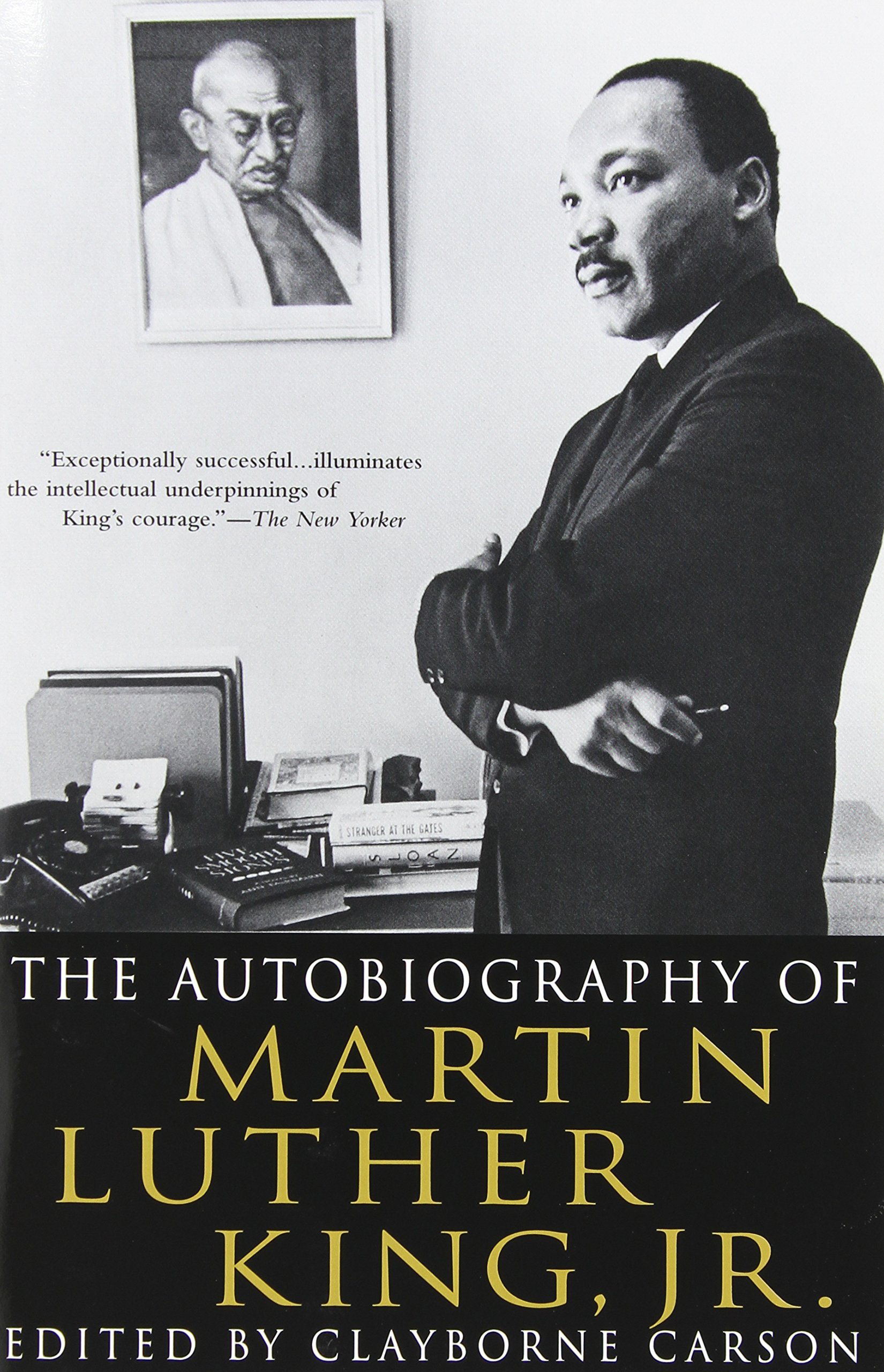The Autobiography Of Martin Luther King Jr Clayborne Carson