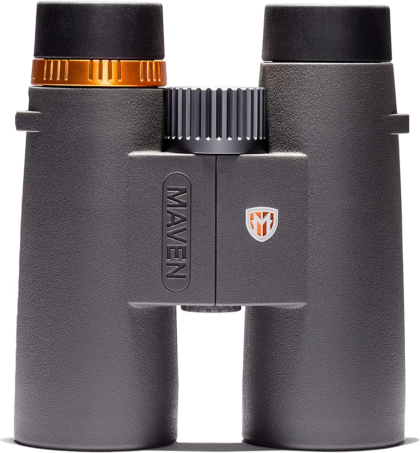 Maven C1 10X42mm ED Binoculars Gray/Orange