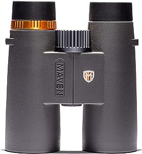 Maven C1 8X42mm ED Binoculars Gray/Orange