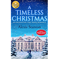 A Timeless Christmas: An Enchanting Time Travel Romance book cover