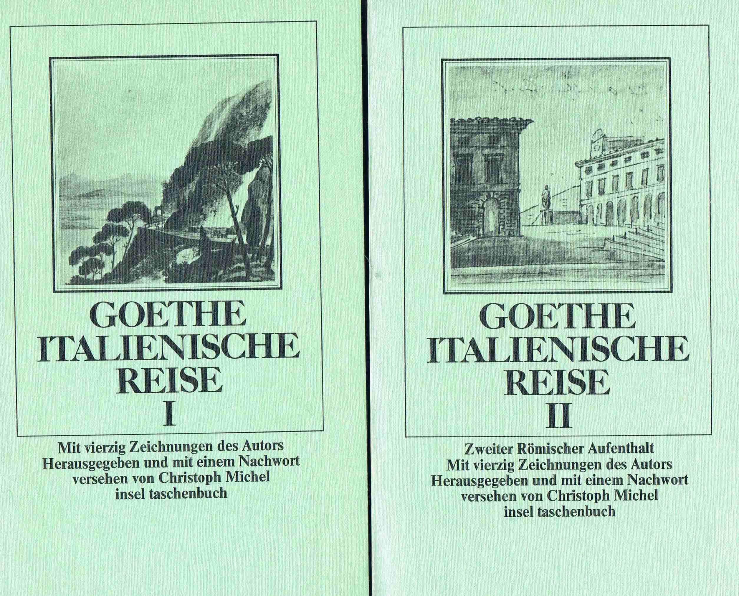 Italienische Reise (Insel Taschenbuch ; 175) (German Edition) by Insel-Verlag