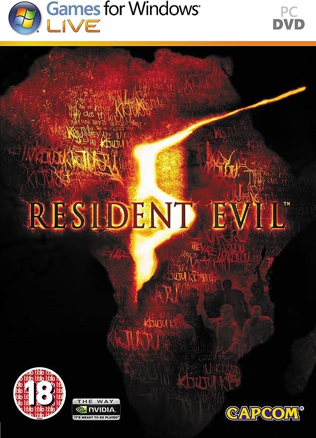 Resident Evil 5 (PC) [Importación inglesa]: Amazon.es: Videojuegos