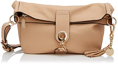7a6cae6822 Dune Womens Dobbly Shoulder Bag Beige  Amazon.co.uk  Shoes   Bags