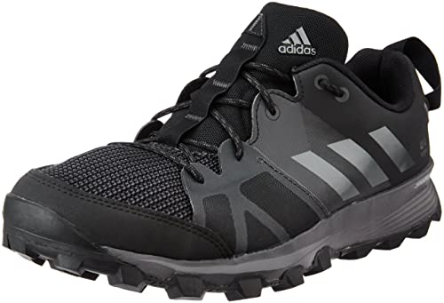 adidas Men s Kanadia 8 Trail Running Shoes Black  Amazon.co.uk ... a433fefd0c0