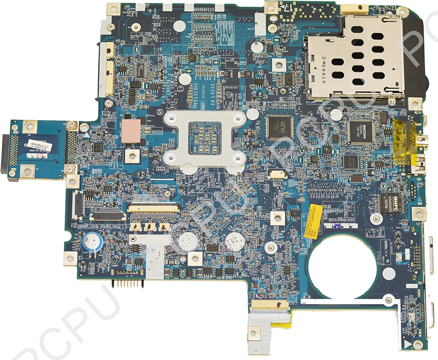 MB.AK302.003 Acer Main Board MCP67 with CDR DIS with Audio