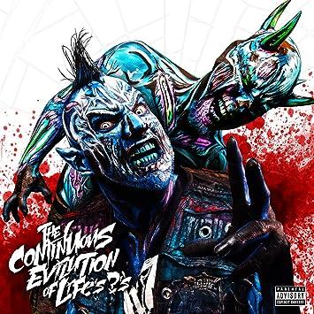 The Continuous Evilution Of Lifes ?s [2 LP] Explicit Lyrics