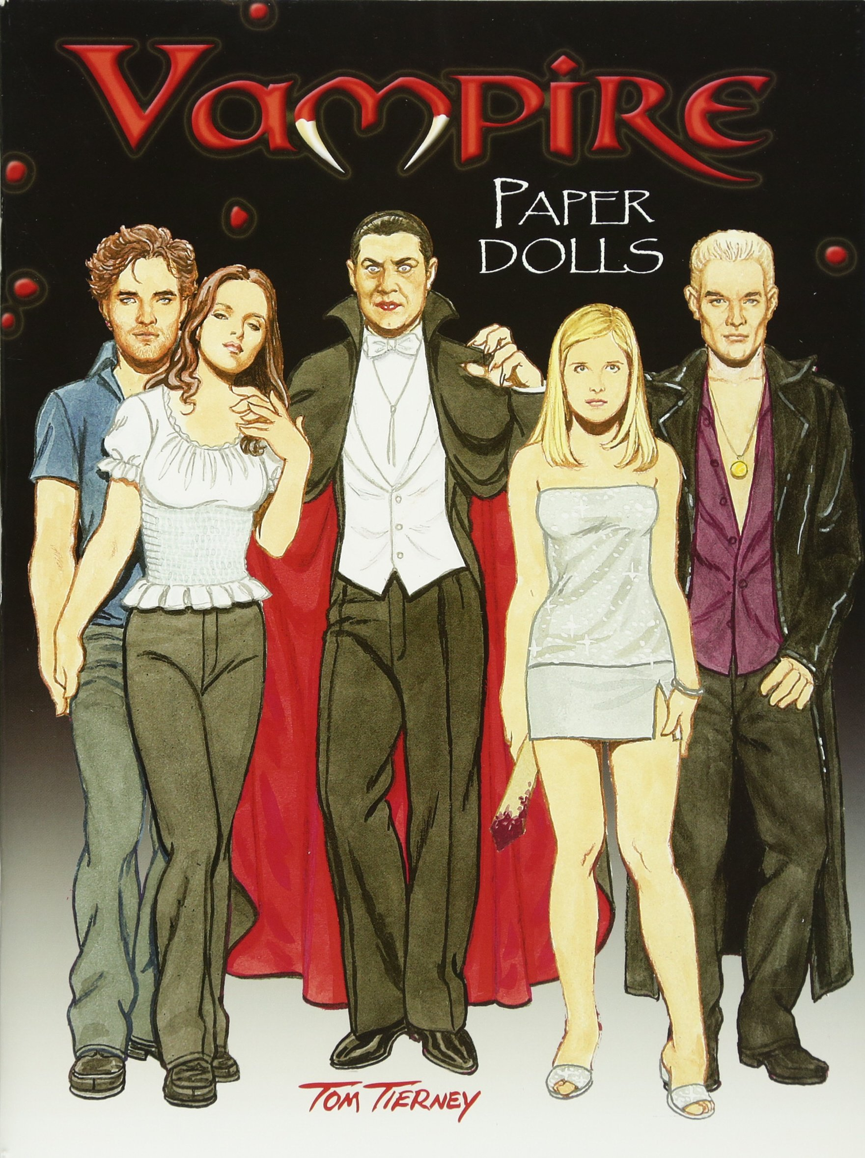 Download Vampire Paper Dolls (Dover Paper Dolls) PDF