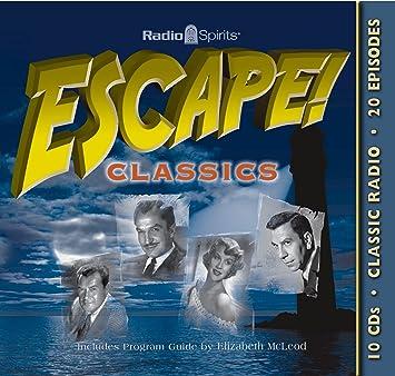 Escape Classics Old Time Radio