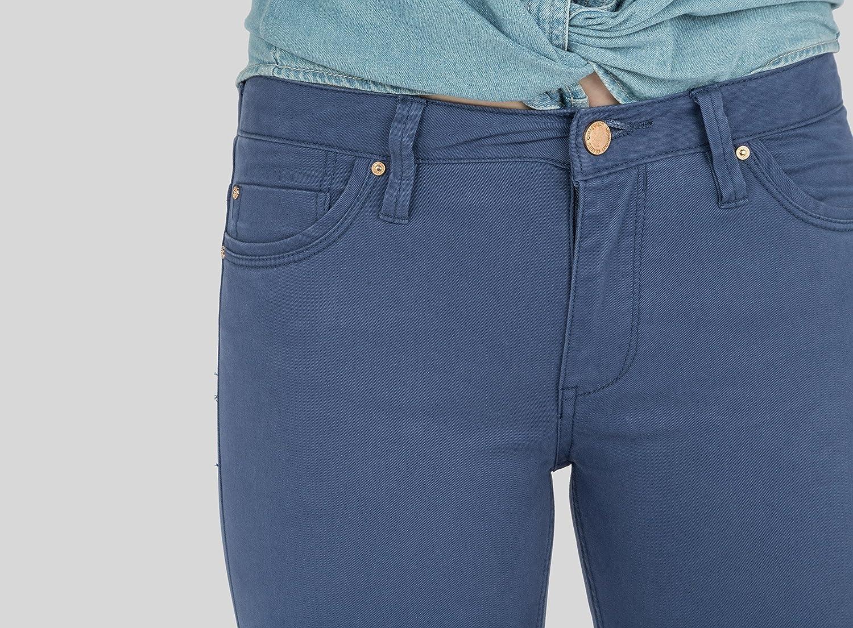 New Caro Creta Gabardina - Pantalones para Mujer e46439e1e8df