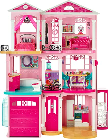 Barbie Dream House $127.49 Shipped @ Amazon Canada
