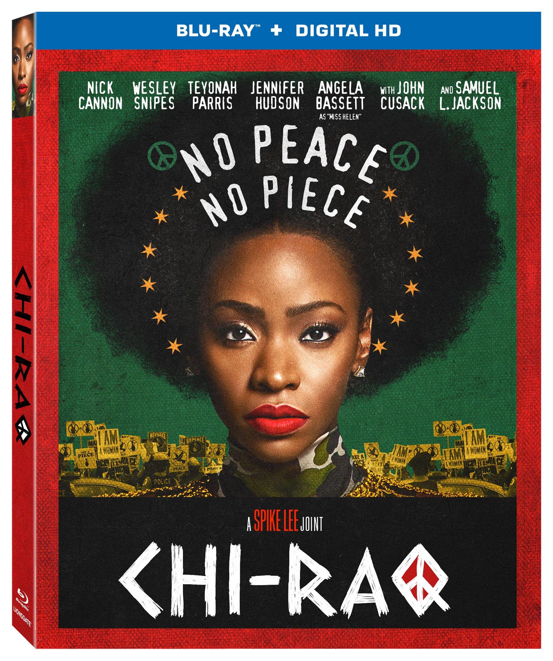 Blu-ray : Chi-Raq (Blu-ray)