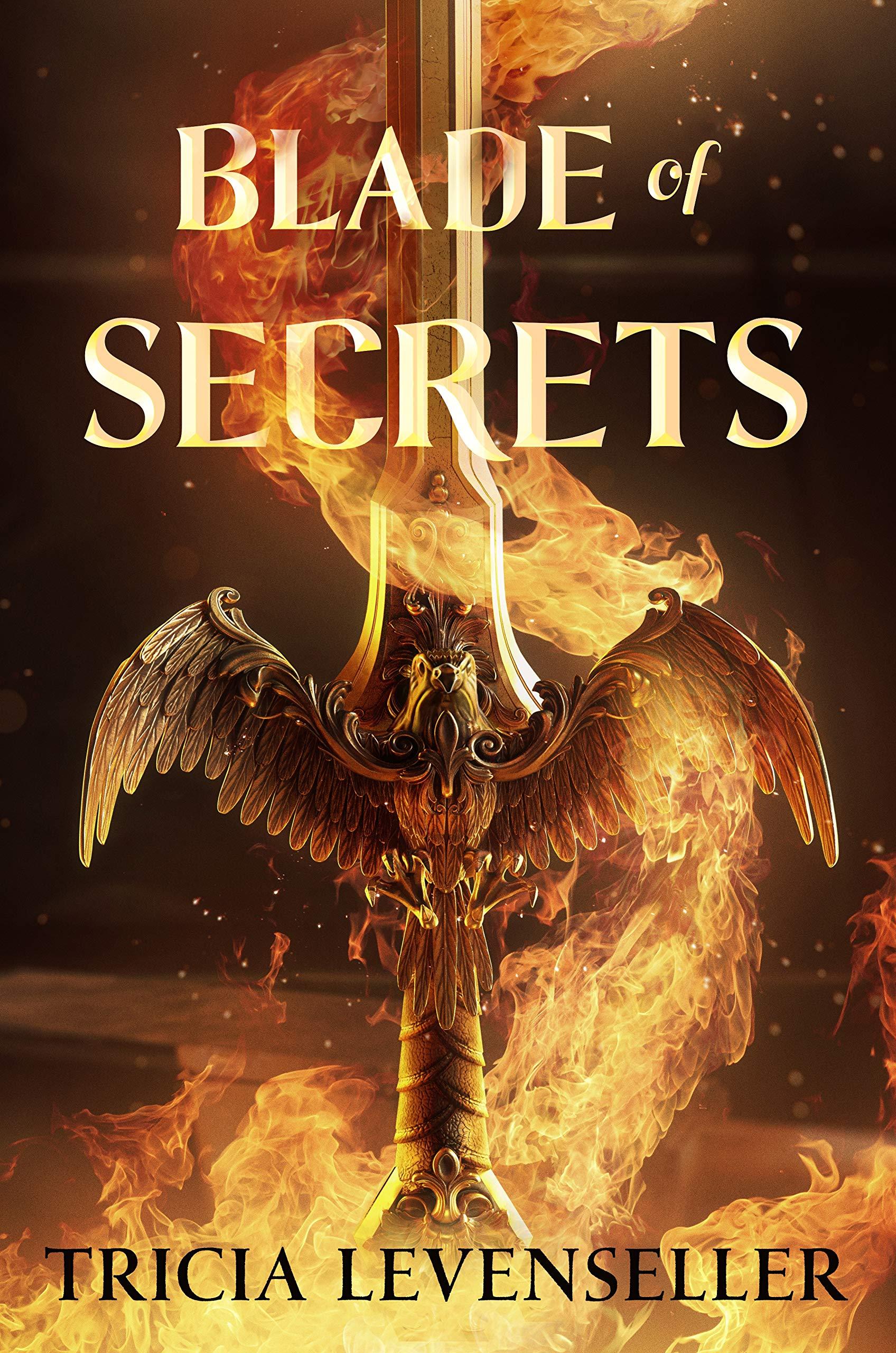 Blade of Secrets: Amazon.ca: Levenseller, Tricia: Books