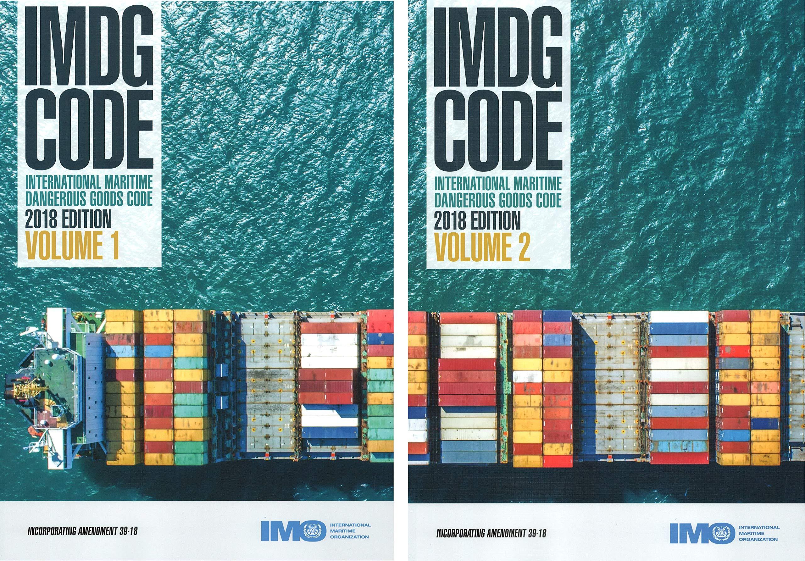 Imdg Code Pdf