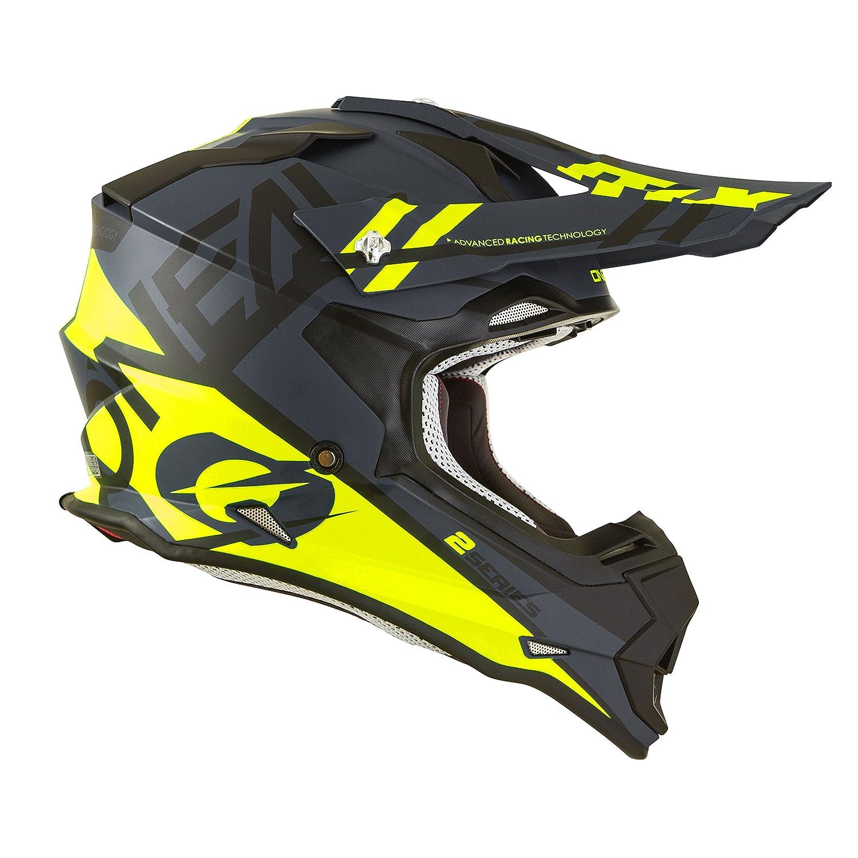 Casco da motocross ONeal serie 2 RL Spyde