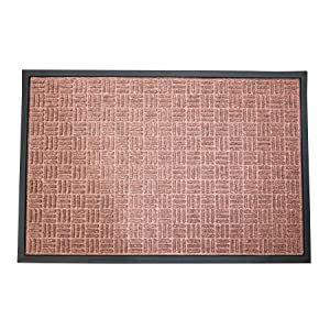 "Ultralux Premium Indoor Outdoor Entrance Mat | 24"" x 35"" 