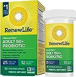 Renew Life® Adult Probiotic - Ultimate Flora™ Adult 50+ Probiotic Supplement