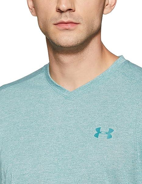 ✅Under Armour Mens UA Siro Print SS FTD ShortSleeve T Shirt Artilery Green//Black