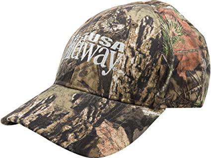 3c9ec3ed177 Amazon.com  MidwayUSA Cap Mossy Oak Break-Up Country Camo  Sports ...